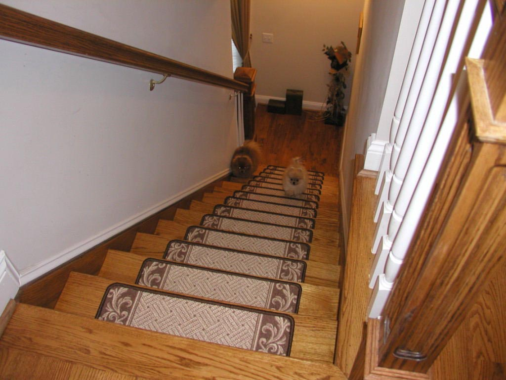 Sisal Carpet Stair Treads