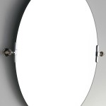 Small Oval Bathroom Mirrors