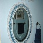 Small Oval Mirrors Bathroom