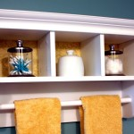 Small Wall Shelves Bathroom