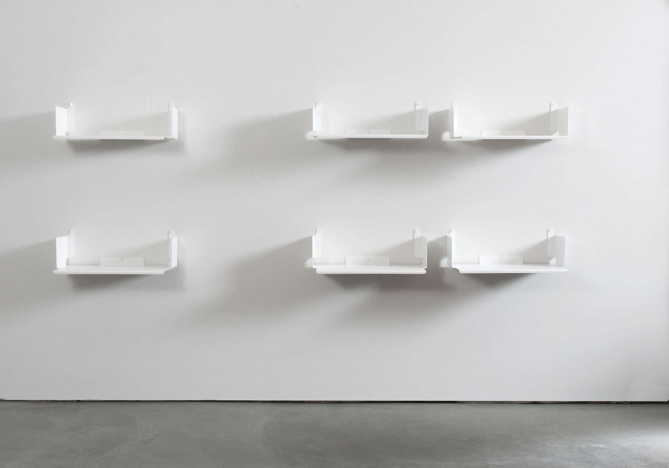 Small White Wall Shelves
