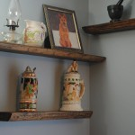 Small Wood Wall Shelves