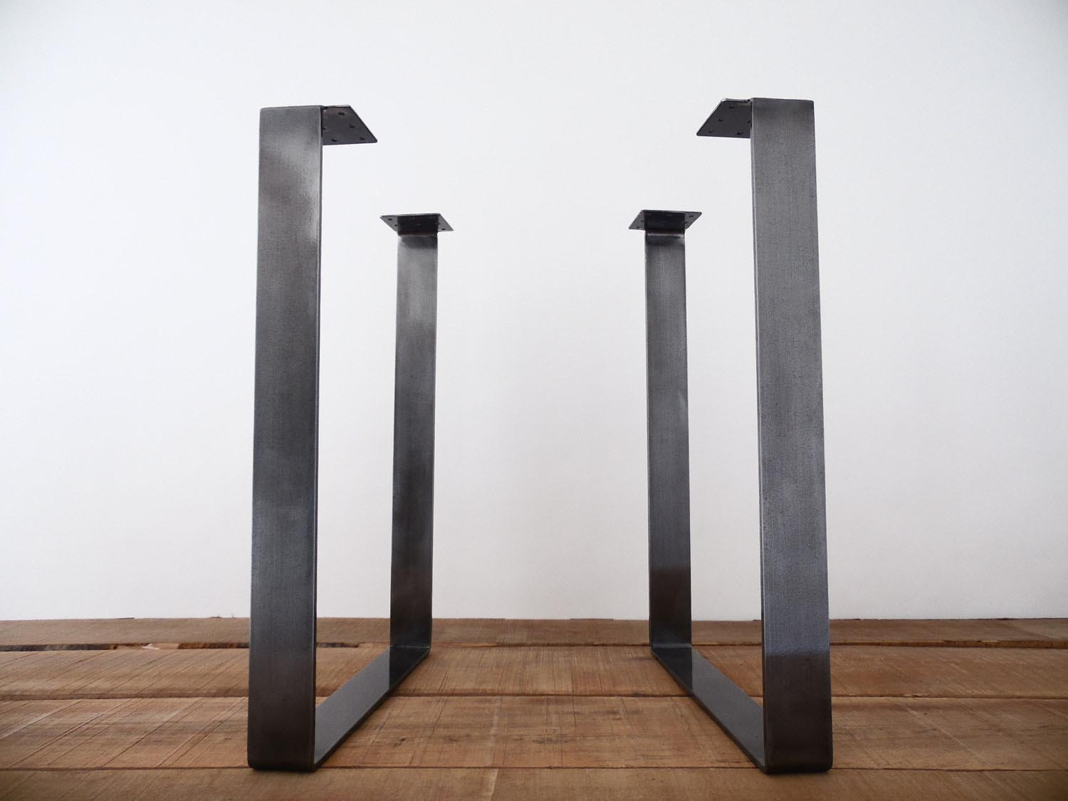 Square Metal Furniture Legs