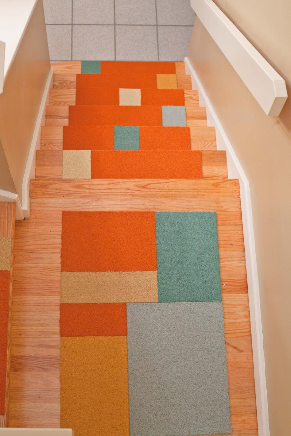 Stair Treads Carpet Tiles Best Decor Things