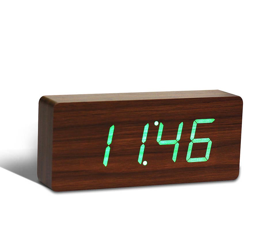 Unique Alarm Clocks for Men