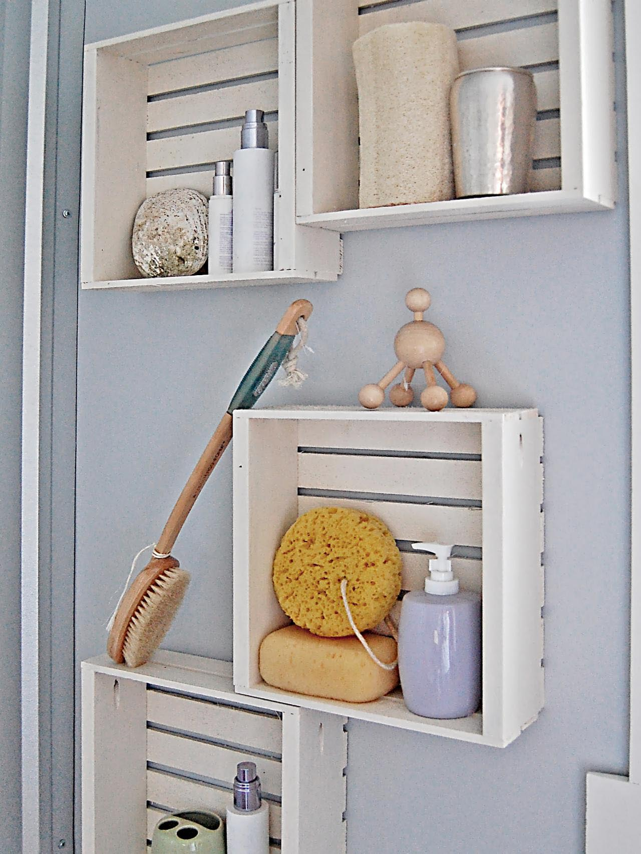 Choosing unique wall shelves for your room best decor things unique bathroom wall shelves amipublicfo Images