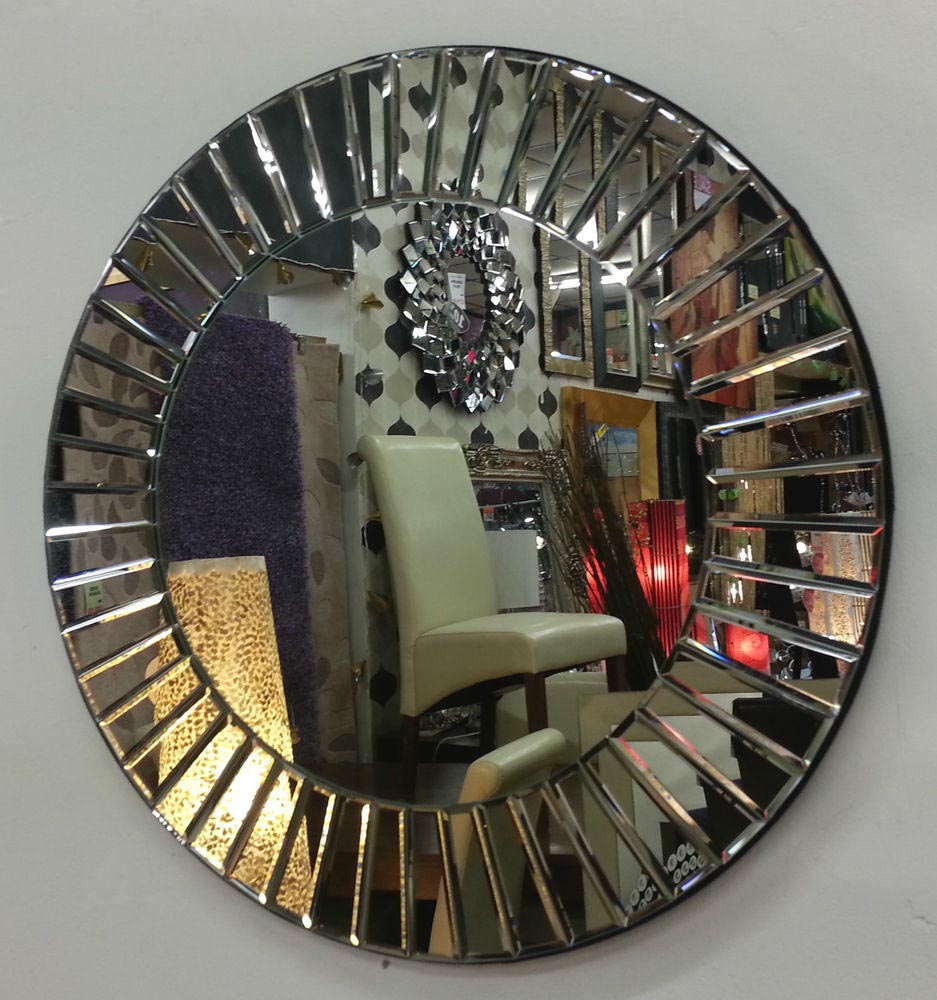 Unique Round Wall Mirrors
