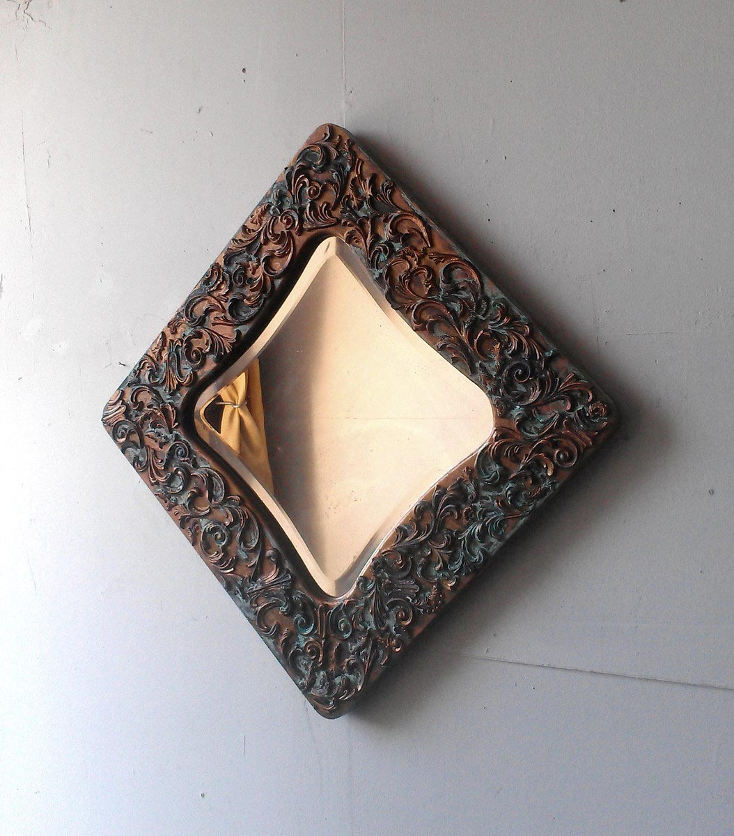Unique Shaped Wall Mirrors