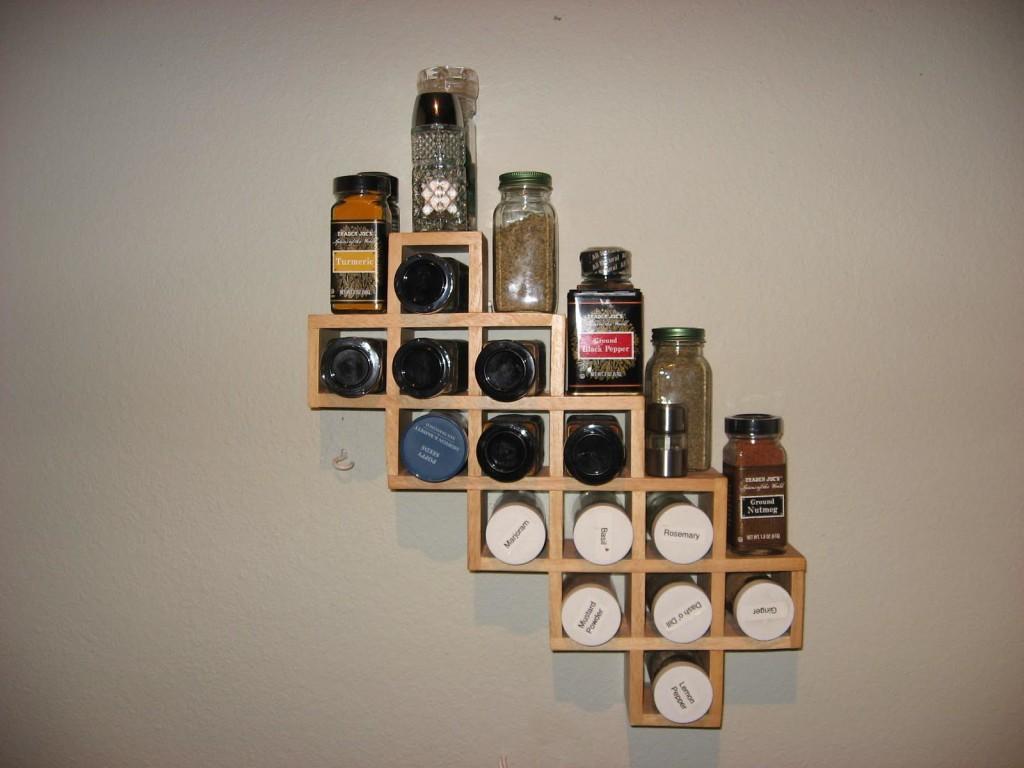 Unique Wall Mounted Shelves