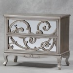 Venetian Glass Bedroom Furniture