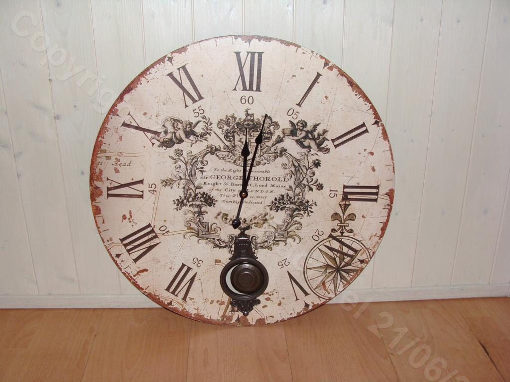 Vintage Large Wall Clocks
