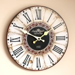 Vintage Style Wall Clocks