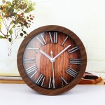 Vintage Wooden Wall Clocks