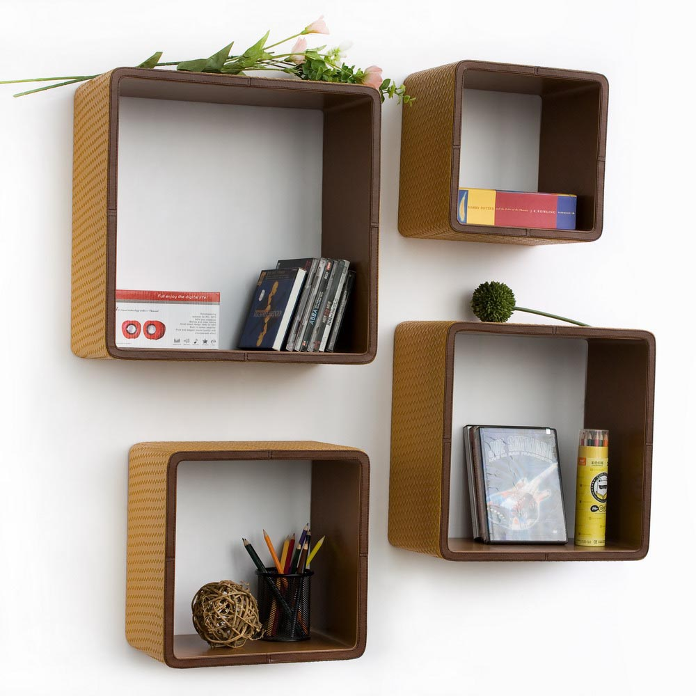 Wall Shelves for Storage