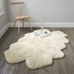 White Company Sheepskin Rug