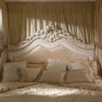 White Decorative Bed Pillows