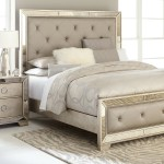 White Glass Bedroom Furniture