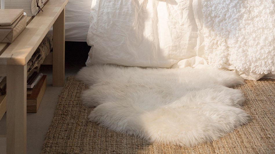 white sheepskin rug ikea best decor things