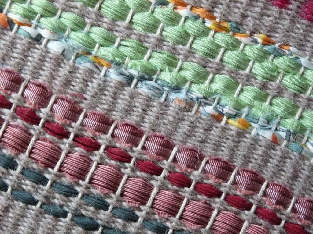 Woven Rag Rug DIY